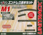 Kato M1 20-852  N Scale Starter Track/Controller Pack